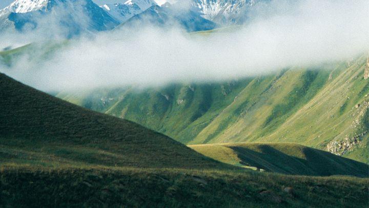 Kirgistan – unter dem Dach des Tienshan