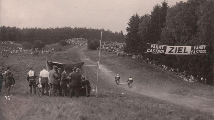 Teterower Bergringrennen 1930