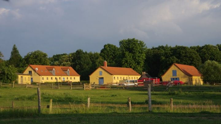 Naturdorf Eickhof Hofansicht
