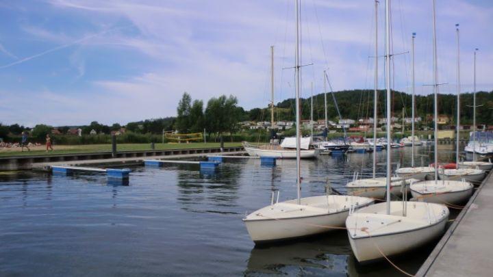 Wasserwanderrastplatz und Hafen Salem