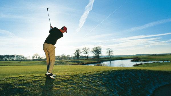 Golfplätze und Events