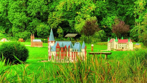 Miniaturparks, Mecklenburgische Schweiz
